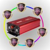 Gleichstrom zum Wechselstrom-Sonnenenergie-Inverter 5000W 12V/24V/48V zu 220V/230V für Wasser-Pumpe