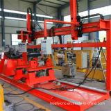 강철 롤러 표면 오바레이 용접 기계