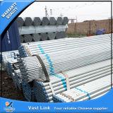 Tubo galvanizzato tubo del acciaio al carbonio del materiale Q235 ERW della struttura