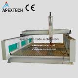 Ranurador del CNC de la máquina de grabado para la espuma