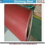a cor telhando da folha de 600-1250mm revestiu a bobina de aço para o edifício