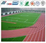 Pista corriente del poliuretano elástico para cualquier estación para la corte de los deportes