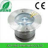 9W CREE LED Tiefbaulicht mit Wand-Licht (JP82532-H)