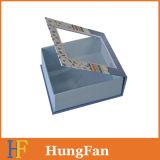 Cadre de empaquetage compressible de carton de luxe fait sur commande/cadre pliable/boîte-cadeau de papier