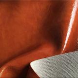 كلاسيكيّة [سمي] [بو] [كرز-هورس] جلد زيتيّة لأنّ نجادة, أريكة, كرسي تثبيت تغطية