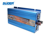 Suoer Solar Power Inverter 1200W onda sinusoidale pura Power Inverter 12V a 220V Home Use Power Inverter con CE & RoHS (FPC-1200A)