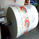 Prodotto non intessuto stampato poli propilene di disegno