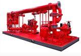 Пожарный насос управляемый двигателем дизеля или мотором/высоко давлением/режимом автоматического управления