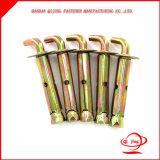 Edelstahl/Kohlenstoffstahl-flache Platten-Anker mit Qualitäts-Ankerbolzen mit konkurrenzfähigem Preis