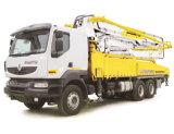 Melhor qualidade caminhão bomba concreta montada