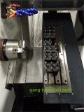 Máquina-instrumento do torno do CNC HTC32 com cama inclinada