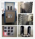 Máquina que moldea del animal doméstico del soplo de la máquina del soplo plástico semi automático de la botella