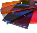 Het Plastic AcrylBlad PMMA van uitstekende kwaliteit met Kristal