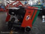 O assoalho concreto viu a máquina do cortador com Honda Gx270 para a venda Gyc-140