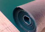ESD Rubber Sheet, ESD Rubber Mat, Antistatic Rubber Sheet con Green, Blue, Grey, Black Color
