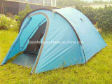 Ein Schlafzimmer-doppelte Schicht-kampierendes Zelt