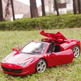Ferrari 모델 자동차는을%s 가진 통제를 제거한다