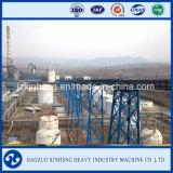 Soluciones cinturón industrial transportadoras para minería, carbón, Power Plant