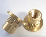 Pièce d'OEM de la précision EDM usinant les pièces de rechange d'acier inoxydable de commande numérique par ordinateur Alumimium