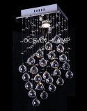 작은 크리스탈 천장 조명 (OM6817)