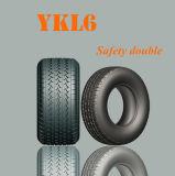 Neumático del patrón de zigzag, neumático de la polimerización en cadena, neumático del coche