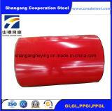 Usine directe galvanisée de précouche d'acier de Steel/PPGI