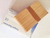 Classe a do uso do adulto/crianças e depressor de lingüeta de madeira do vidoeiro de B