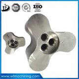 OEM Fabrication sur mesure d'usinage, CNC en aluminium anodisé Partie tournante / Partie tournée / Pièces tournantes