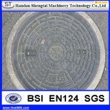 ISO9001: Tampa de câmara de visita 2008 B125 de alumínio com 19 anos de experiências