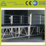 Het openlucht of Binnen Draagbare Stadium van de Verlichting van het Aluminium van de Activiteit van Prestaties