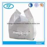 Мешок тенниски Plasitc Recyclable для сети розничных магазинов с логосом