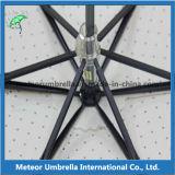 Parapluie imprimé compact de panneau de lacet de fois de l'aluminium 5 petit