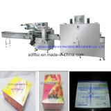 Machine complètement automatique d'emballage en papier rétrécissable de boîte à thé de commande de moteur servo