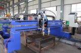 Plasma di CNC e macchina di taglio alla fiamma con gas e la torcia di Oxyfuel
