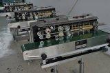 Mastic de colmatage vidant continu automatique de bande de vide et de gaz de Spm-100vgp