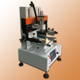 Печатная машина шелковой ширмы автоматической ранга малая планшетная для бумаги
