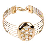 Commercio all'ingrosso stabilito della collana della perla di modo