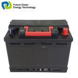 DIN/Jisn55 12V55ahの手入れ不要の鉛の酸のカー・バッテリー