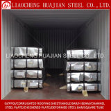 Vorgestrichenes Corrugated Galvanized Steel Sheet für Roofing Sheet