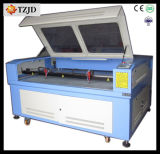 Máquina de grabado del laser de la Doble-Cabeza