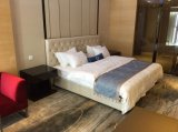 호텔 침실 Furniture 또는 Luxury Kingsize 침실 Furniture/Standard Hotel Kingsize 침실 세트 한벌 또는 Kingsize Hospitality 객실 Furniture (NCHB-003)