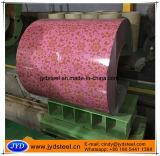 Il fiore ha stampato le bobine d'acciaio di PPGI