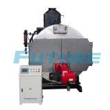 Caldeira de vapor 500-3000kg industrial chinesa para plantas perdidas da carcaça da espuma
