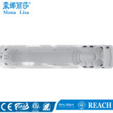 10.6 Nous doser la STATION THERMALE extérieure acrylique de bain de massage de lucite (M-3326)