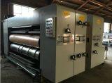 주름을 잡는 7개의 시리즈 인쇄 기계 (선택적인 홈을 파기)