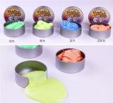 Dwaze die het Denken van de Verandering van de Kleur van de plasticine UVStopverf in China wordt gemaakt
