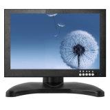 Moniteur portatif d'essai de télévision en circuit fermé de moniteur lcd d'écran de 10 IPS de pouce