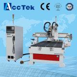 Preiswerte hölzerne Installationssatz 3D CNC-Fräser-Maschinen-Preis-Holzbearbeitung