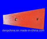 Pièces s'usantes de plaque/broyeur de maxillaire de Shanbao