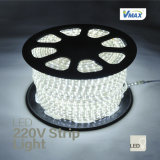 Hohes Lumen 72 LEDs/M 220V Flexible LED Strip Light